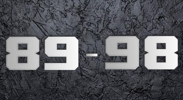 เลขเด็ดสองตัวบน 89,98