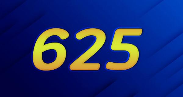 ตัวเลข625